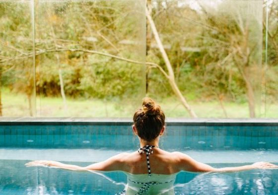 Escape The Mundane and Discover the Healing Powers at the Hepburn Bathhouse & Spa